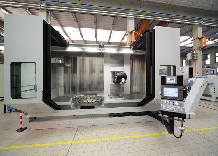 Machining CentreOMV Emerald