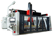 CNC Marble milling machines