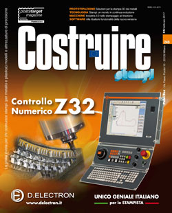 DElectron CNC Z32 - Costruire Stampi 02-2017""