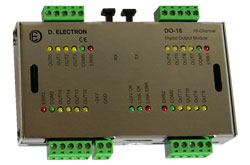 I/O distributed modules
