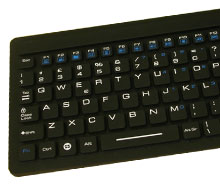 MKCN Mini Qwerty Keyboard