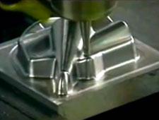 Mould milling machine - Parpas group - D.Electron Z32 CNC