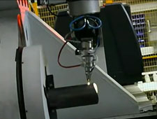 Laser tube cutting machine - Tebetech Machinery - D.Electron Z32 CNC