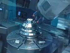 Mill Turn Machine - Parpas group - D.Electron Z32 CNC